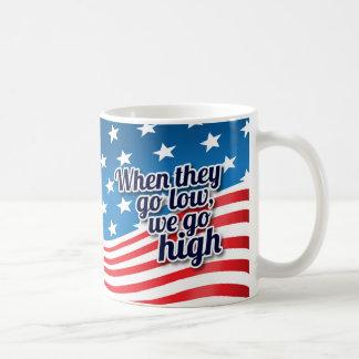Quand ils passent à 0 nous passons à 1 élection mug