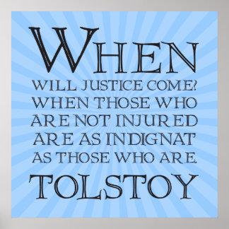 Quand la justice viendra-t-elle ? Quand ceux… Affiche