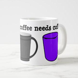 Quand votre café a besoin de café mug