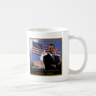 quarante-quatrième Le Président Barack H. Obama Mug