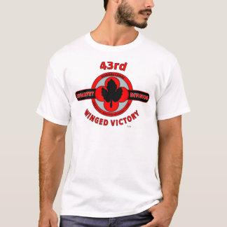 """quarante-troisième DIVISION d'INFANTERIE """"VICTOIRE T-shirt"""