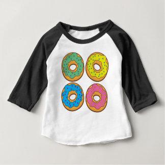 quatre butées toriques t-shirt pour bébé