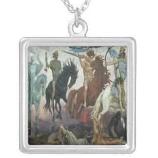 Quatre cavaliers de l'apocalypse collier