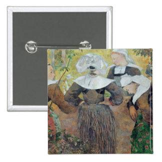 Quatre femmes bretonnes, 1886 pin's