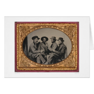Quatre mineurs de la Californie (40030) Cartes