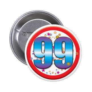 quatre-vingt-dix-neuvième Anniversaire v2 Badge