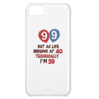 quatre-vingt-dix-neuvième conceptions étuis iPhone 5C