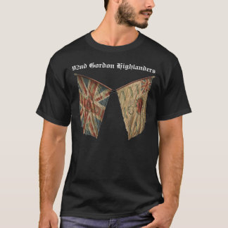 quatre-vingt-douzième T-shirt de montagnards