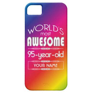 quatre-vingt-quinzième Arc-en-ciel fabuleux des Étui iPhone 5
