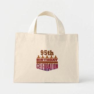 quatre-vingt-quinzième Cadeaux de célébration d'an Sacs