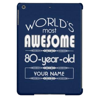 quatre-vingtième D anniversaire des mondes