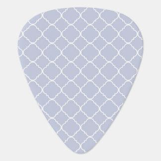 Quatrefoil lilas onglet de guitare