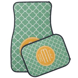 Plus de produits motif g om trique moderne sur zazzle for Tapis vert turquoise