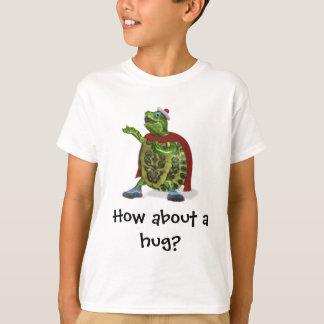 Que diriez-vous de d'une étreinte ? t-shirt