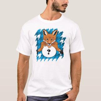 Que le renard FAIT-IL disent-ils ! ? T-shirt