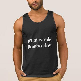 Que Rambo ferait-il ?