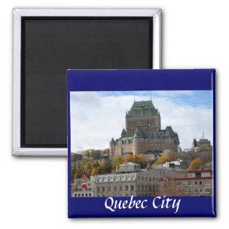 Québec Magnet Carré