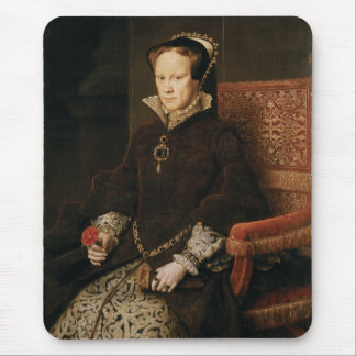 Queen Mary I de l'Angleterre Maria Tudor par MOR Tapis De Souris