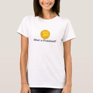 Quel est Pickleball ? T-shirt