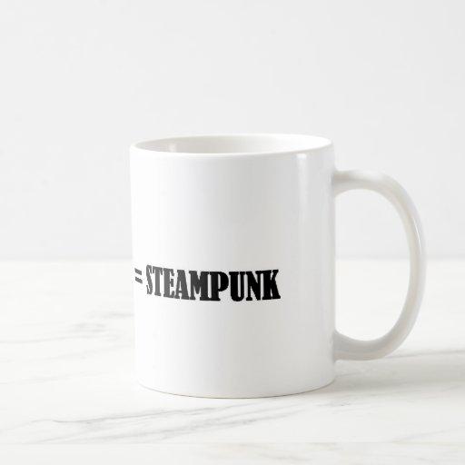 Quel est Steampunk ? Tasse