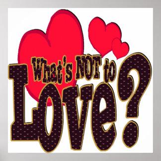 Quel n'est pas d'aimer ? - Affiche