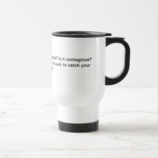 """quelle est cette """"normale"""" ? tasse à café"""