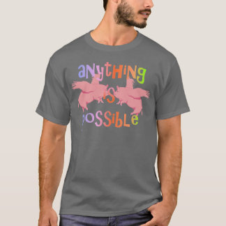 Quelque chose est possible t-shirt