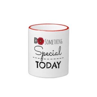 Quelque chose spéciale - tasse