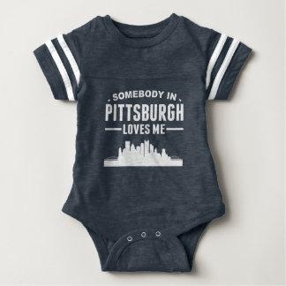 Quelqu'un à Pittsburgh m'aime Body