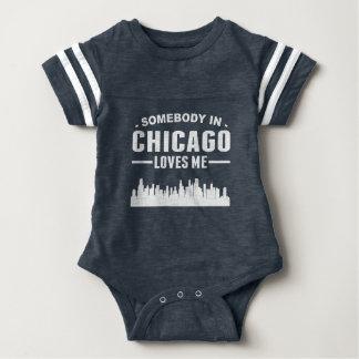 Quelqu'un Chicago m'aime Body