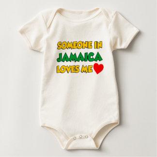 Quelqu'un Jamaïque m'aime Body