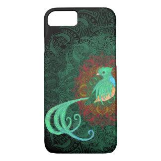 Quetzal bouclé coque iPhone 7