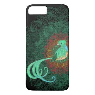 Quetzal bouclé coque iPhone 7 plus