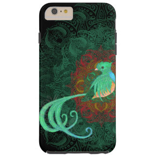 Quetzal bouclé coque tough iPhone 6 plus