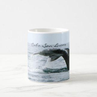 Queue de baleine de bosse, Cabo San Lucas Mug