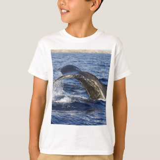 Queue de baleine t-shirt