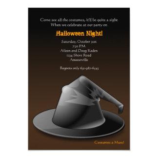 Qui est invitation de partie de Halloween de