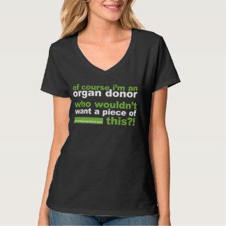 qui ne voudrait pas un morceau de ceci ? ! t-shirt
