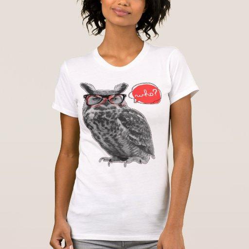 qui ? t-shirts