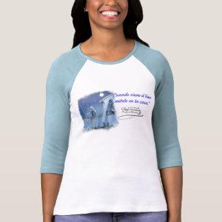 QUIJOTE - SANCHO - 400 ans - Cervantes Camiseta T-shirts