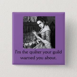 Quilter votre guilde vous a avertis au sujet du badges