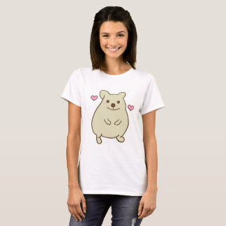 Quokka mignon t-shirt