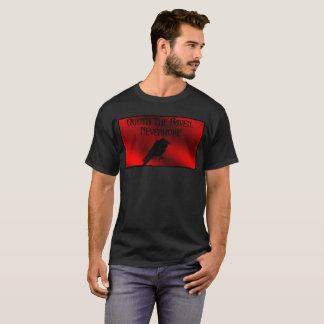 Quoth le T-shirt des hommes de Raven… plus jamais