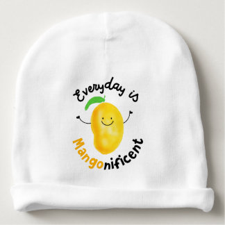 Quotidienne est la mangue nificent - calotte de bonnet de bébé