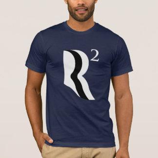 R A AJUSTÉ - ROMNEY RYAN 12 - .PNG T-SHIRT