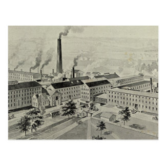 R Wallace et fils Mfg Co Carte Postale