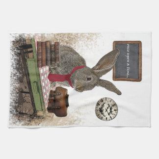 rabbit linge de cuisine
