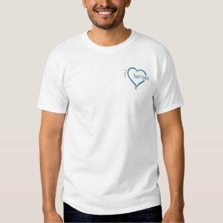 Races de cheval t-shirts