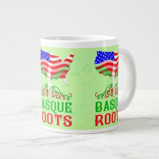Racines américaines Basques Mug Jumbo
