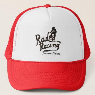Rad emballant le camionneur à la mode - pirates de casquette
